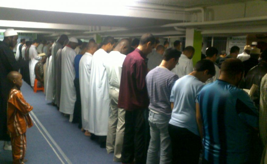 Tarawih Villejuif ramadan 2015