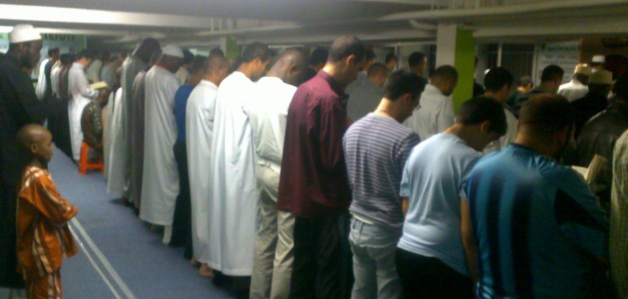 Tarawih Villejuif ramadan 2011
