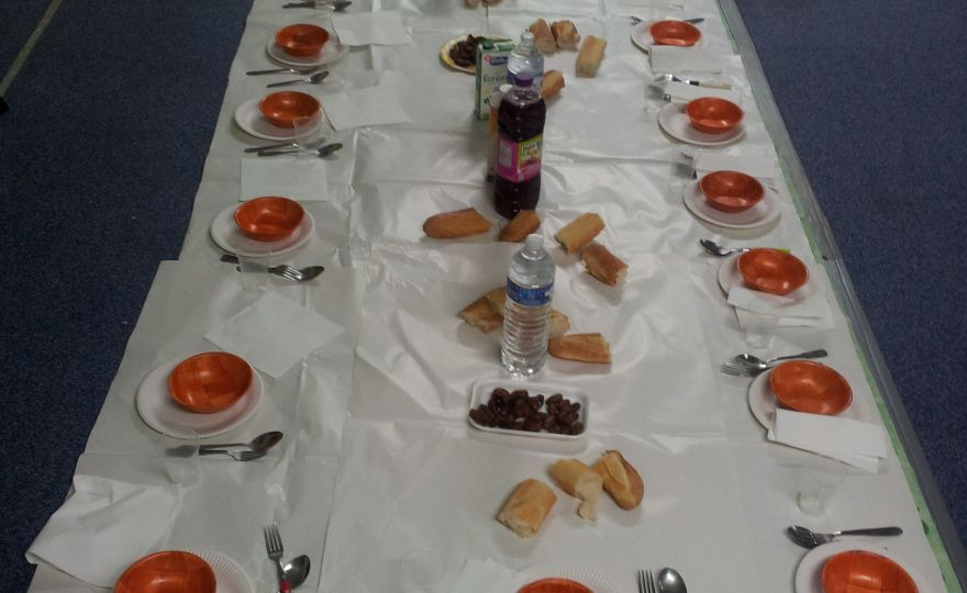 «Iftar» et «Souhour»