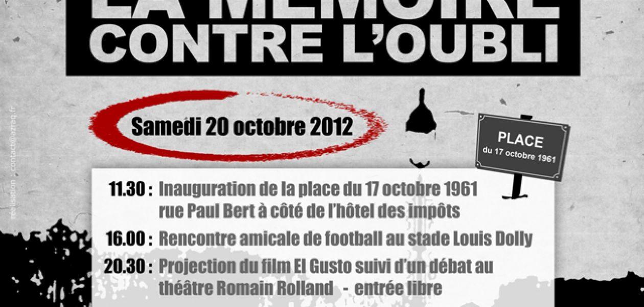 17 octobre 1961 – Villejuif