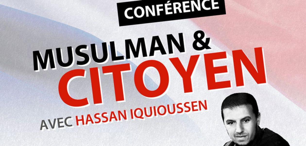 Conférence Musulman et Citoyen – samedi 21 décembre 2013