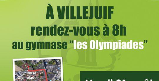 Prière de l'aïd al Adha 2018 mardi 21 août à Villejuif