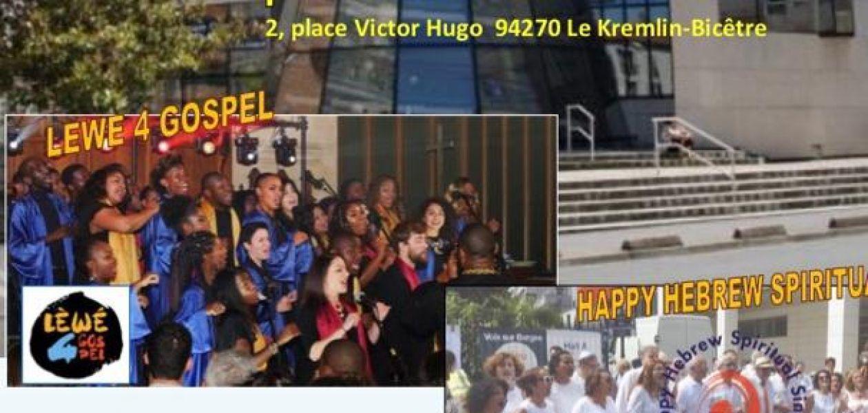 l'AIVB organise un concert interculturel le 10 avril 2019 à 20h