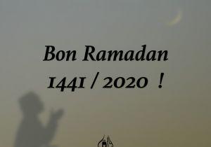 Début du ramadan ce vendredi 24 avril 2020 à Villejuif