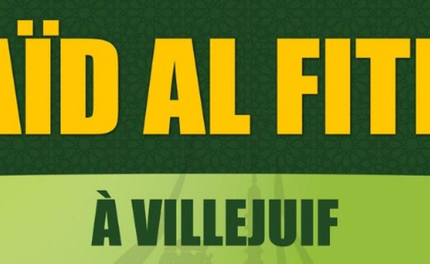 Prière de l'aïd al Fitr 2018 vendredi 15 juin à Villejuif