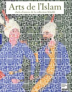 Affiche exposition arts de l'islam